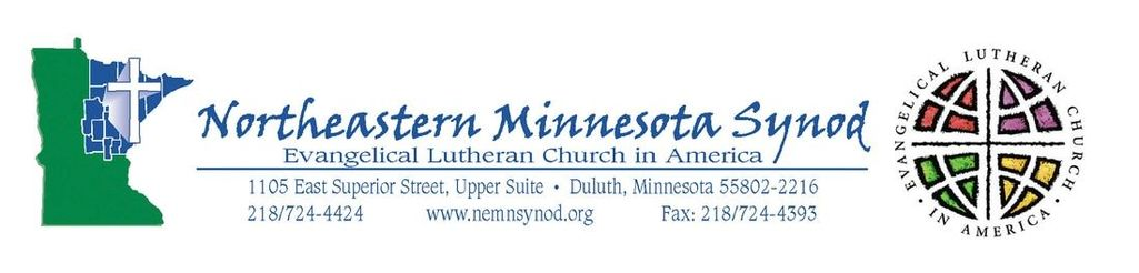 Northeastern Minnesota Synod, ELCA
